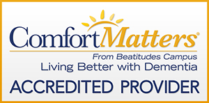 ComfortMatters Accredited Provider