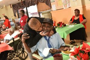 Holiday Luncheon at Cobble Hill Health Center
