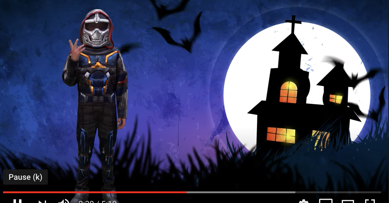 Halloween Video thumb