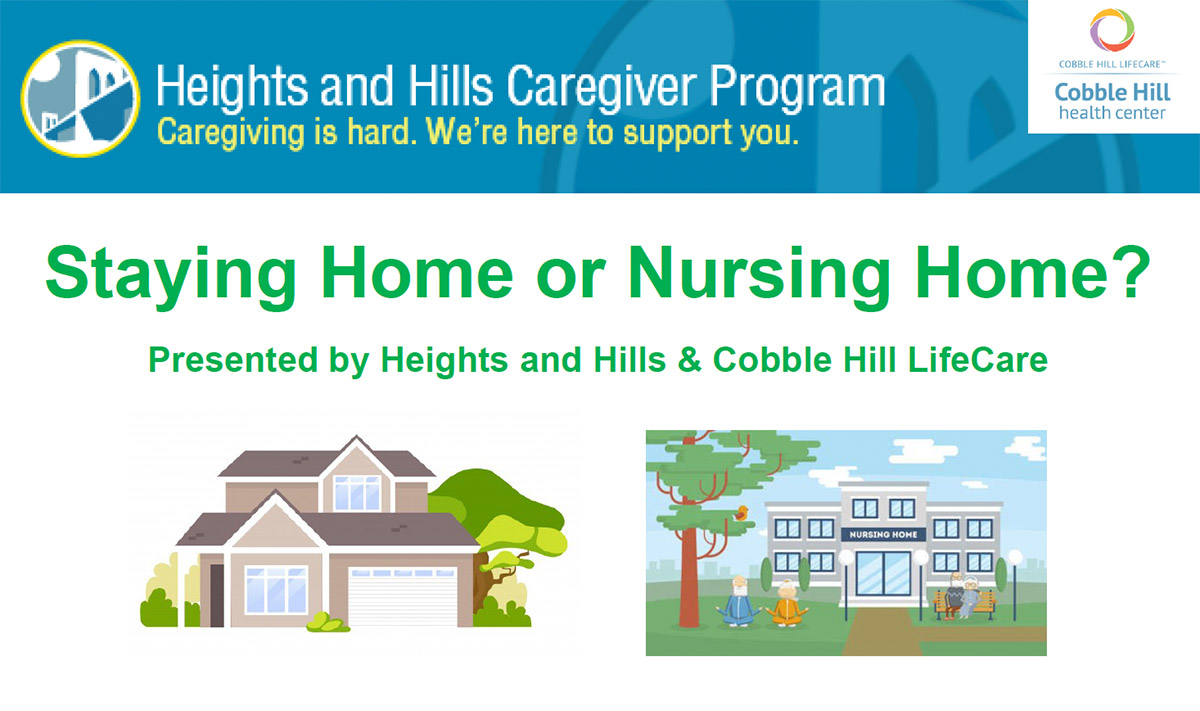 Heights and Hills Caregiver Program